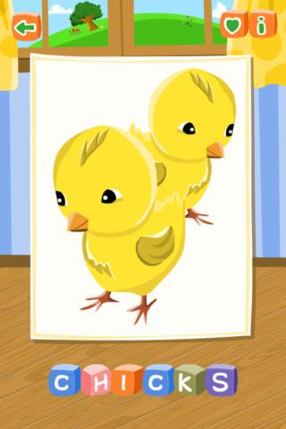 宝宝学英语游戏(动物版)