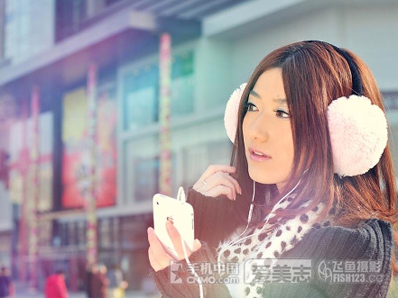 苹果iPhone3GS(8G)时尚美图第4张