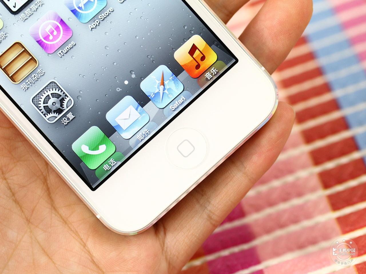 苹果iPhone5(联通版)机身细节第8张