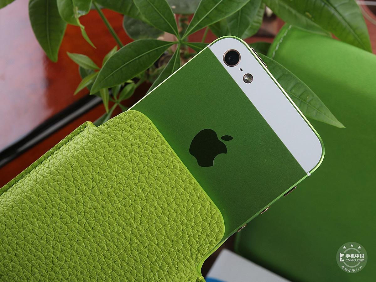 苹果iPhone5(32GB)机身细节第3张