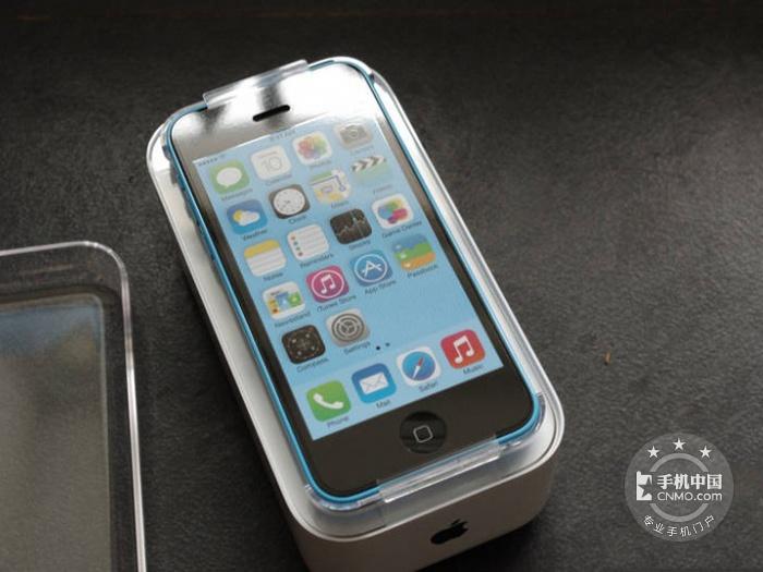 苹果iPhone5c(16GB)整体外观第5张