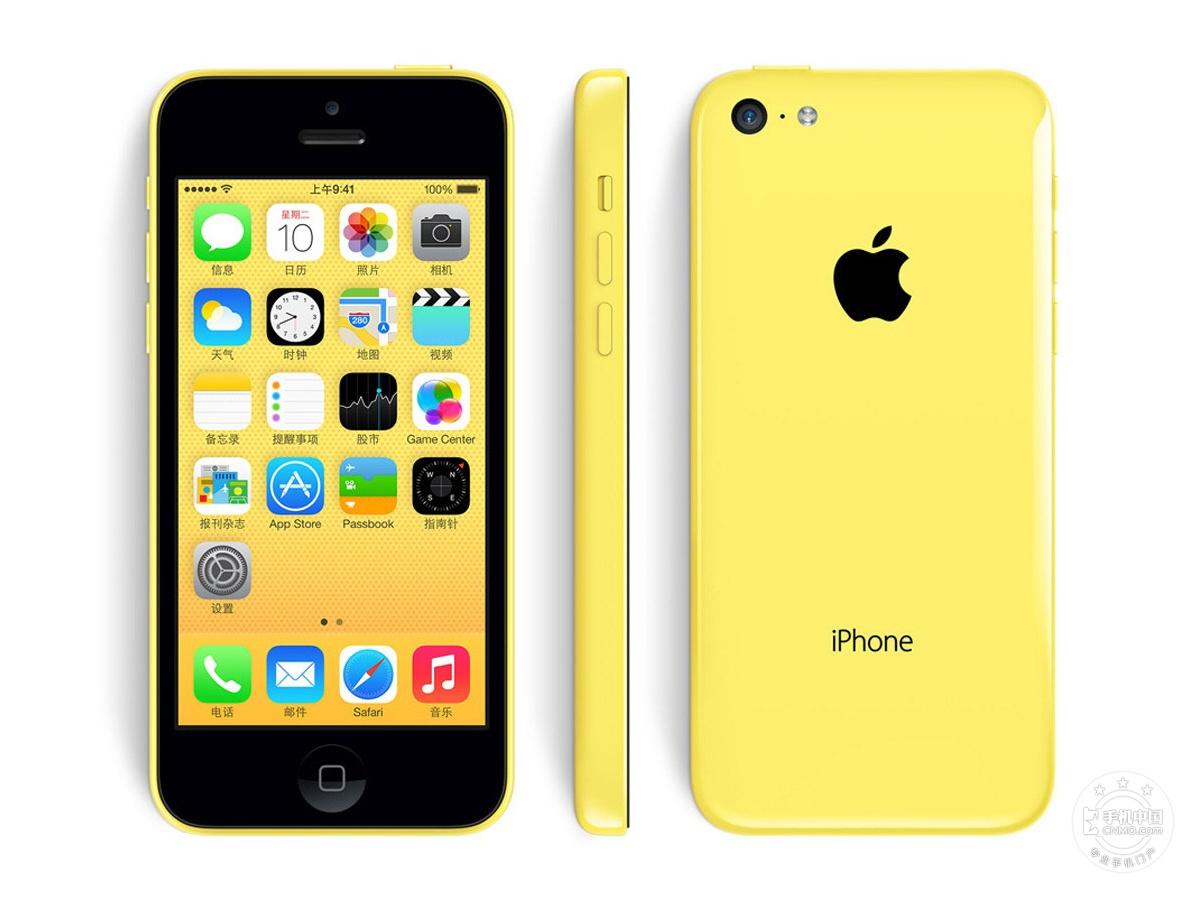 苹果iPhone5c(16GB)产品本身外观第6张