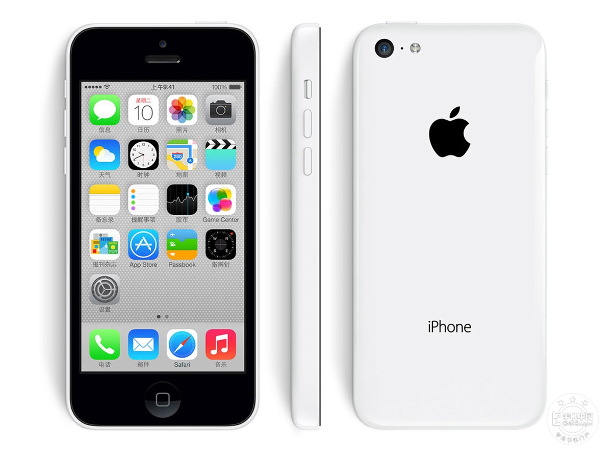 苹果iPhone5c(16GB)产品本身外观第2张