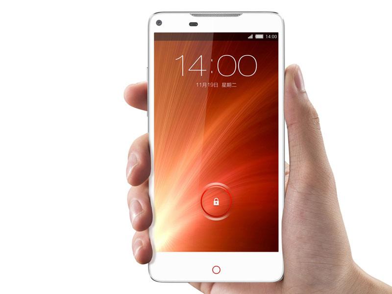 努比亚Z5Sn(64GB)产品本身外观第5张