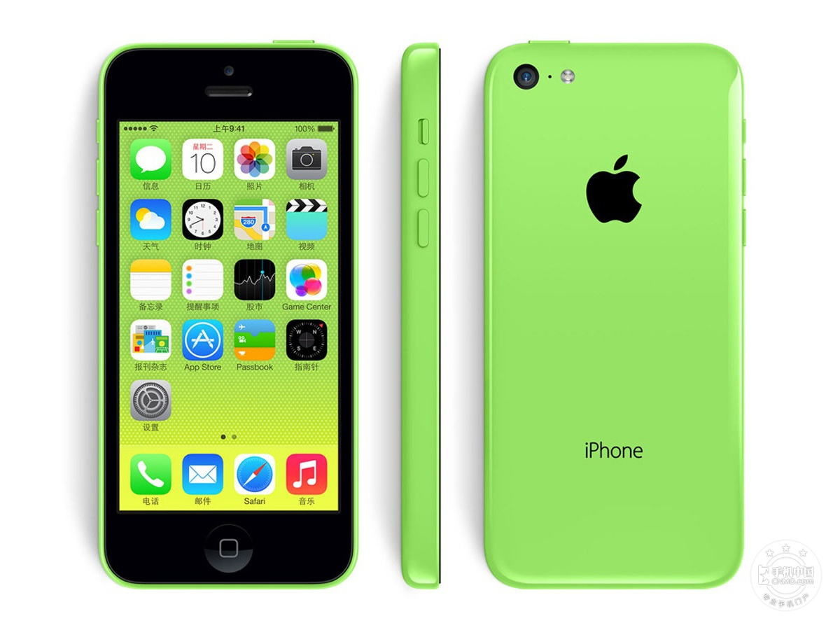 苹果iPhone5c(8GB)产品本身外观第3张