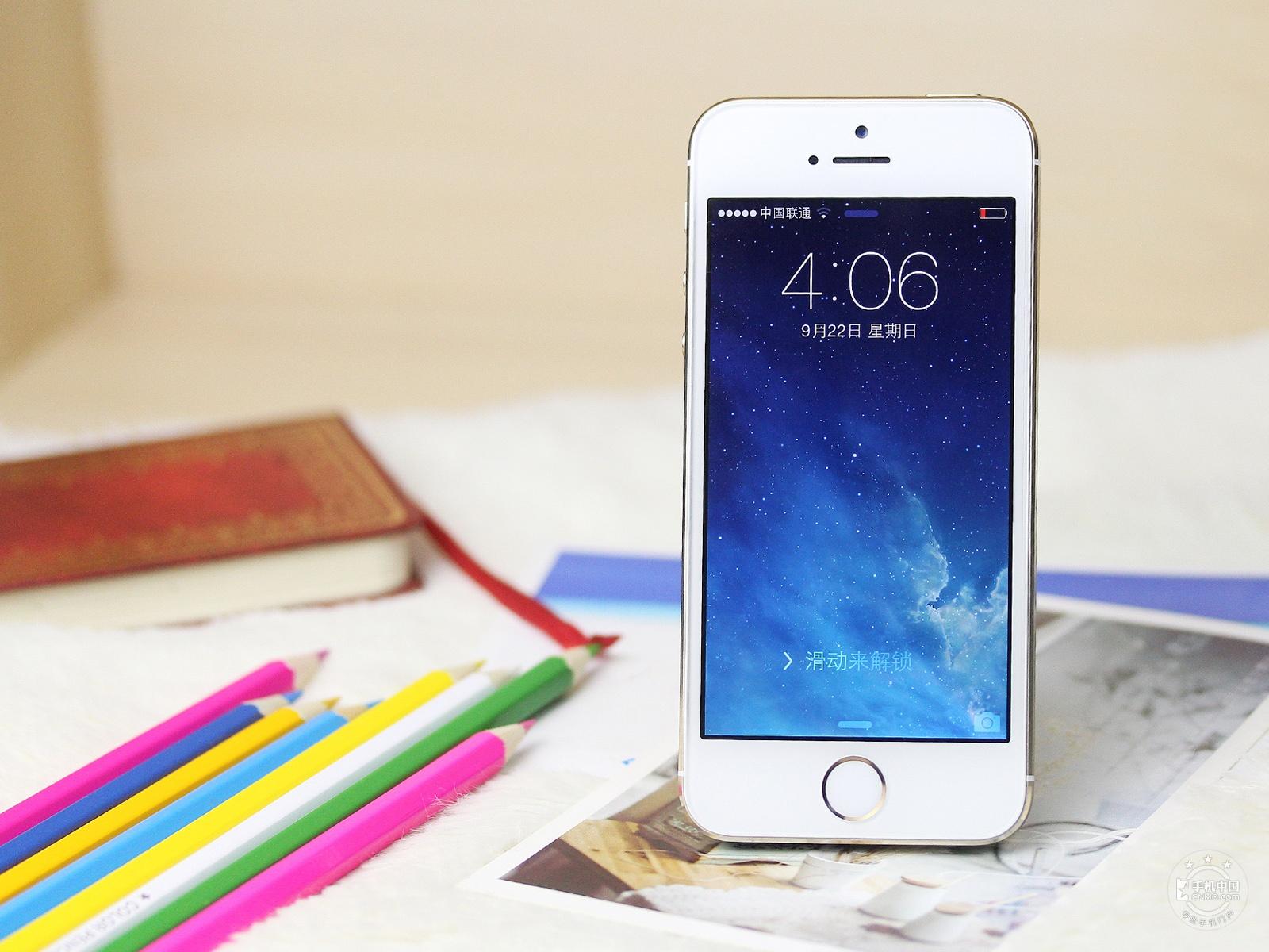 苹果iPhone5s(电信版)整体外观第1张