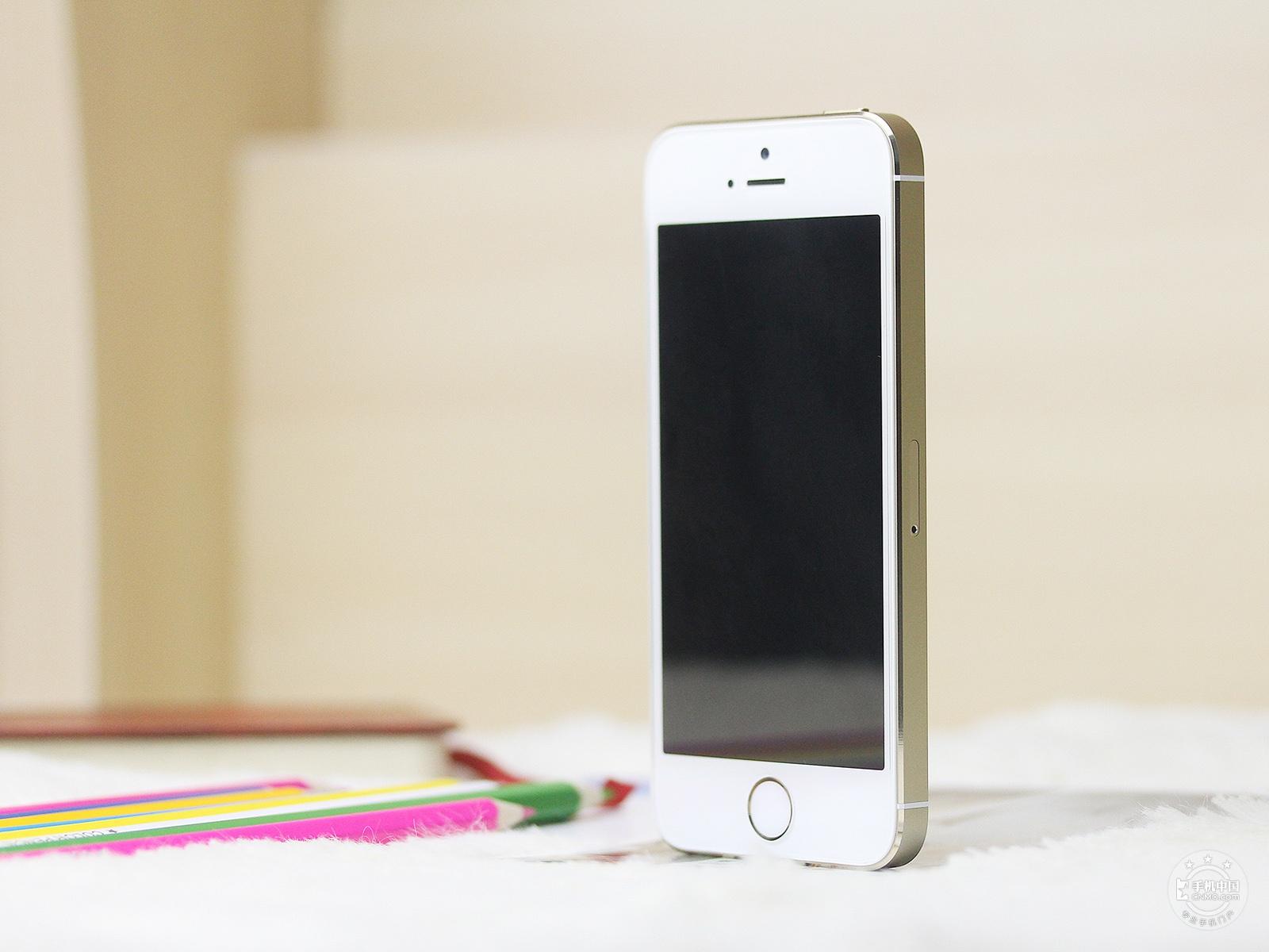 苹果iPhone5s(电信版)整体外观第2张