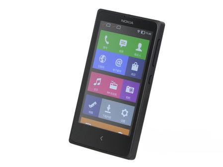 诺基亚Nokia X