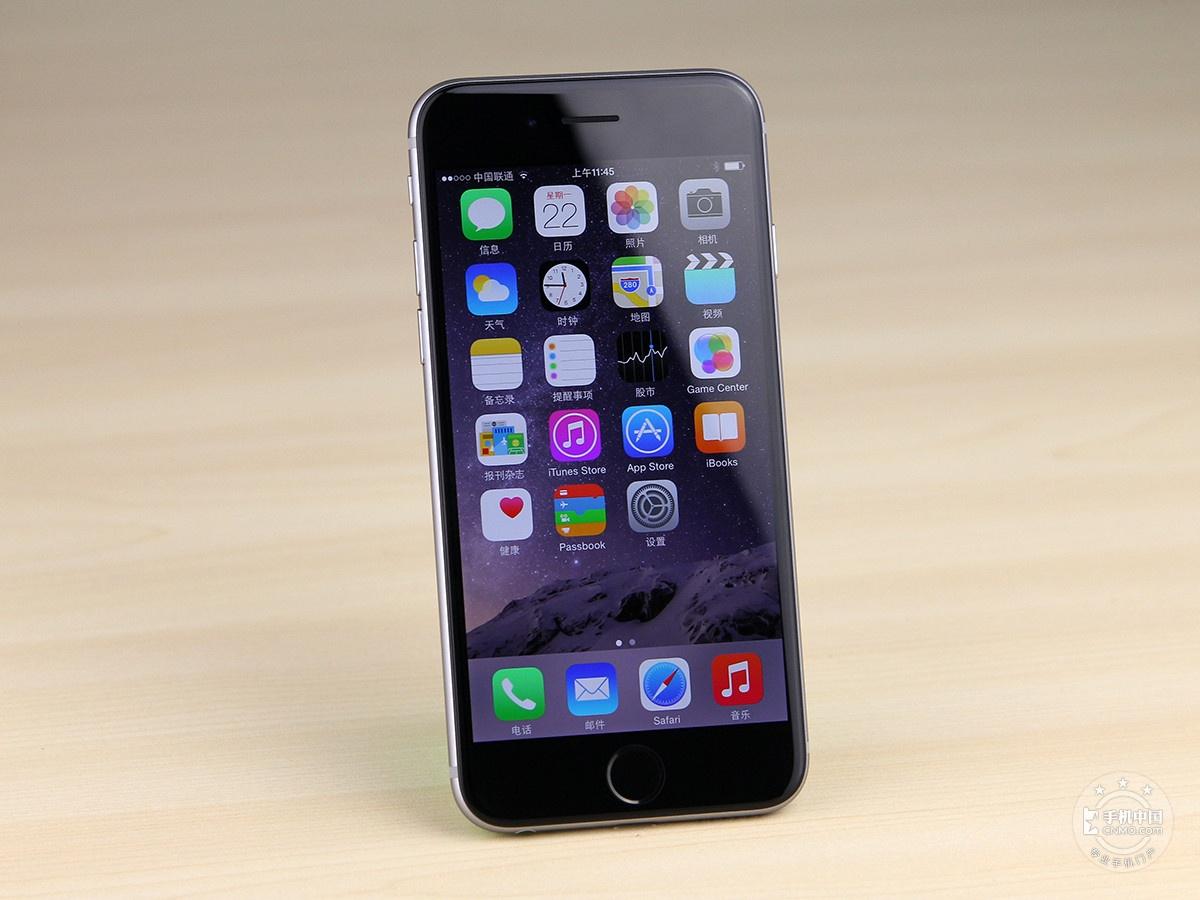 苹果iPhone6(128GB)整体外观第2张