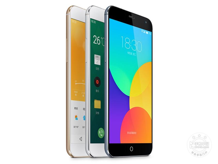 魅族MX4(联通4G/32GB)产品本身外观第2张
