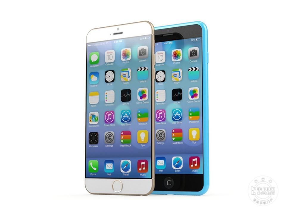 苹果iPhone6c整体外观第2张