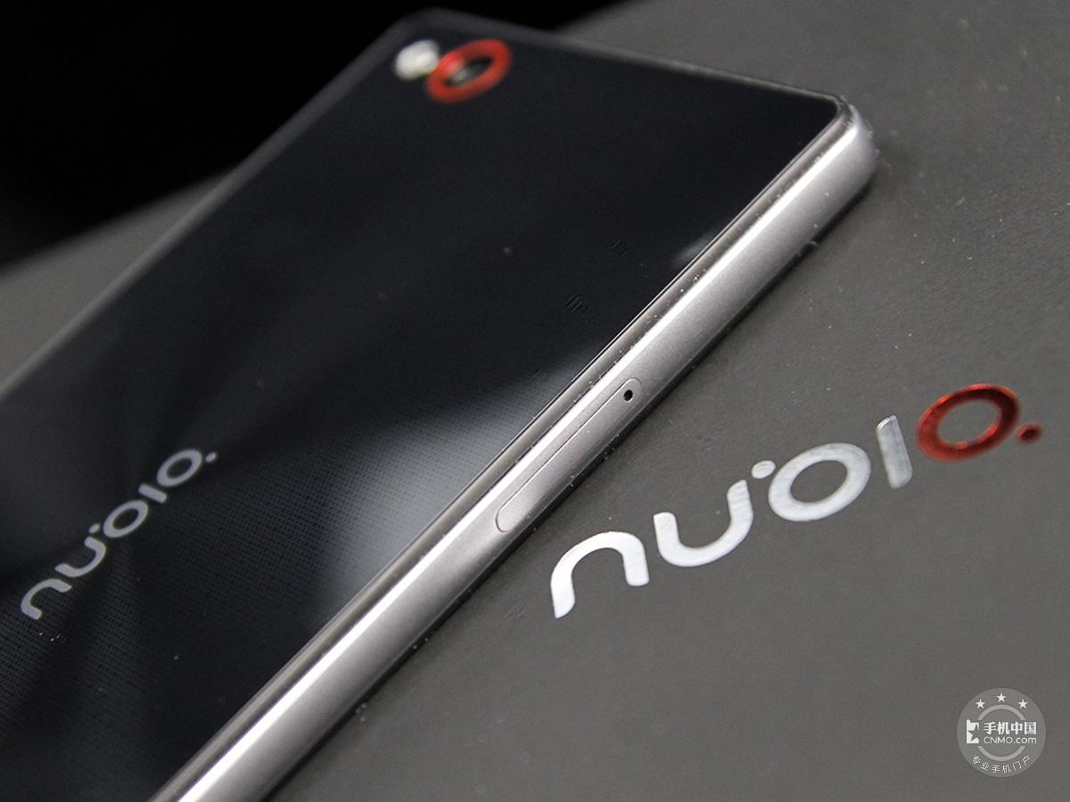 努比亚Z9mini机身细节第3张