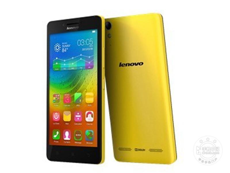 联想乐檬K3(移动4G增强版)产品本身外观第3张
