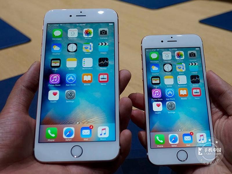 苹果iPhone6sPlus(128GB)产品对比第1张