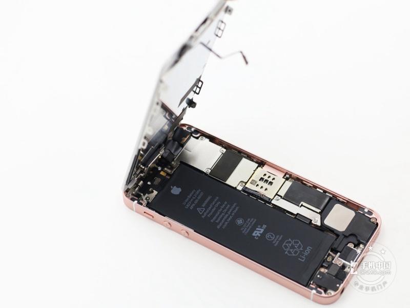 苹果iPhoneSE(全网通/16GB)拆机图赏第4张