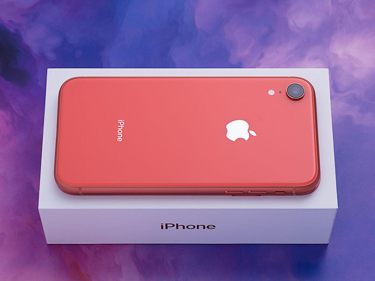 苹果iPhoneXR(128GB)整体外观第4张