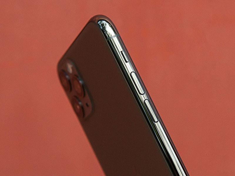苹果iPhone11ProMax(256GB)机身细节第2张