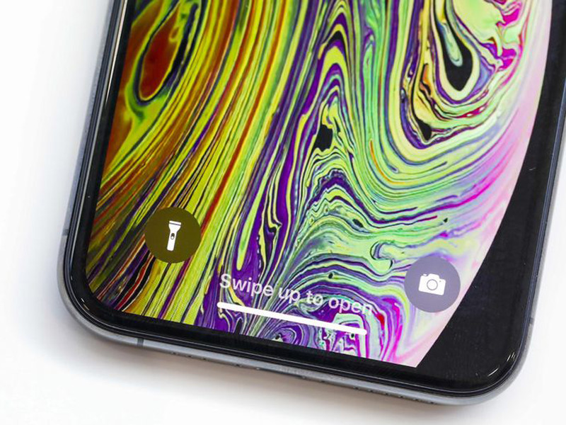 苹果iPhoneXS(256GB)机身细节第5张