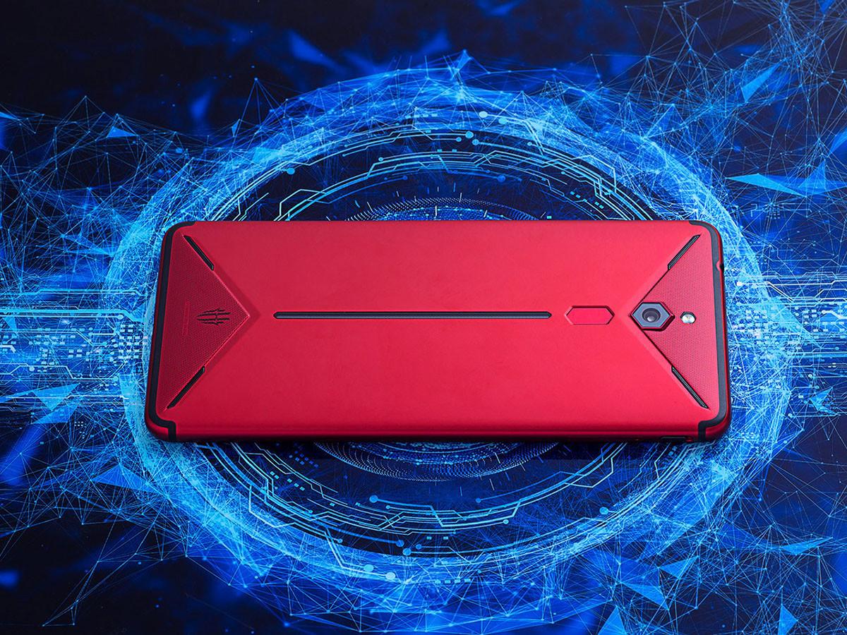 努比亚红魔Mars电竞手机(256GB)整体外观第8张