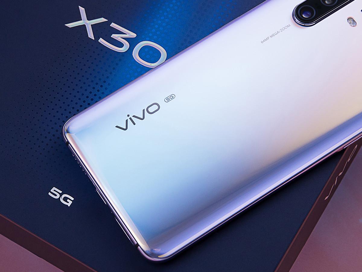 vivoX30Pro5G版(8+256GB)机身细节第3张