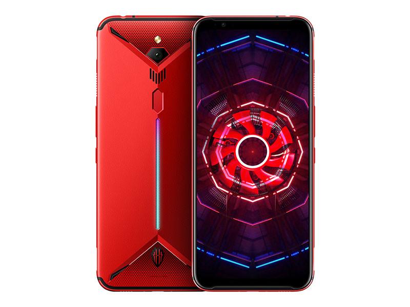 努比亚红魔3电竞手机(8+128GB)产品本身外观第3张