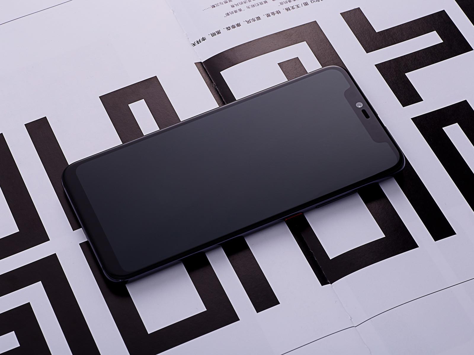 小米8透明探索版整体外观第2张