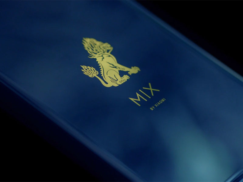 小米MIX3故宫特别版产品本身外观第6张