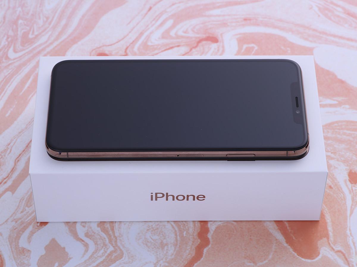 苹果iPhoneXSMax(256GB)整体外观第4张