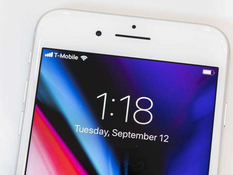 苹果iPhone8Plus(256GB)机身细节第5张