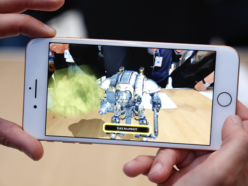 苹果iPhone8Plus(256GB)整体外观第6张