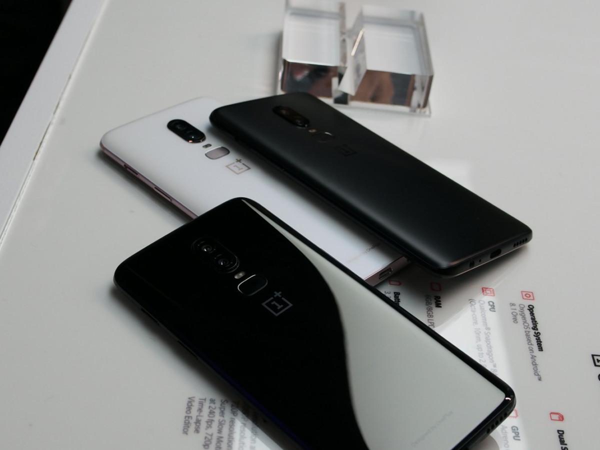 一加手机6(128GB)产品对比第2张