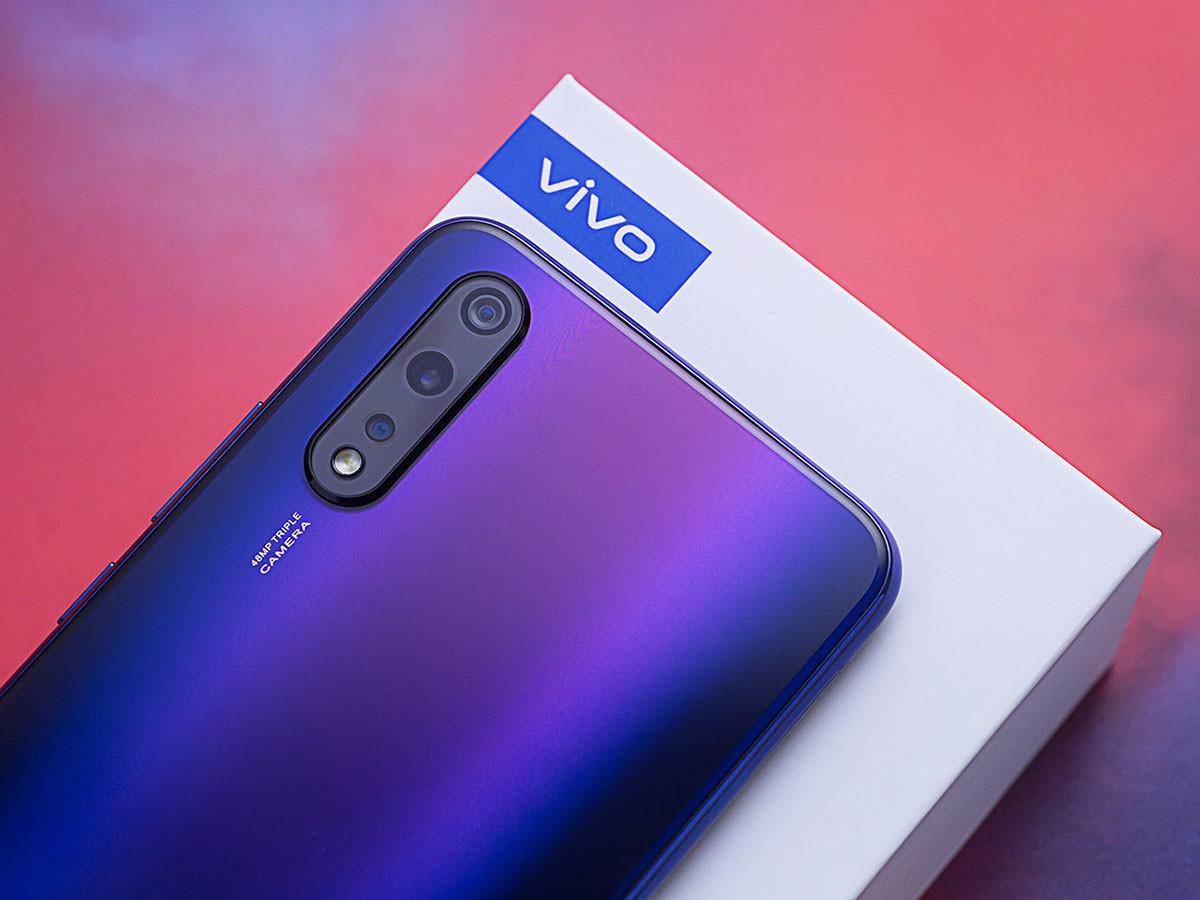 vivoZ5(6+128GB)机身细节第6张