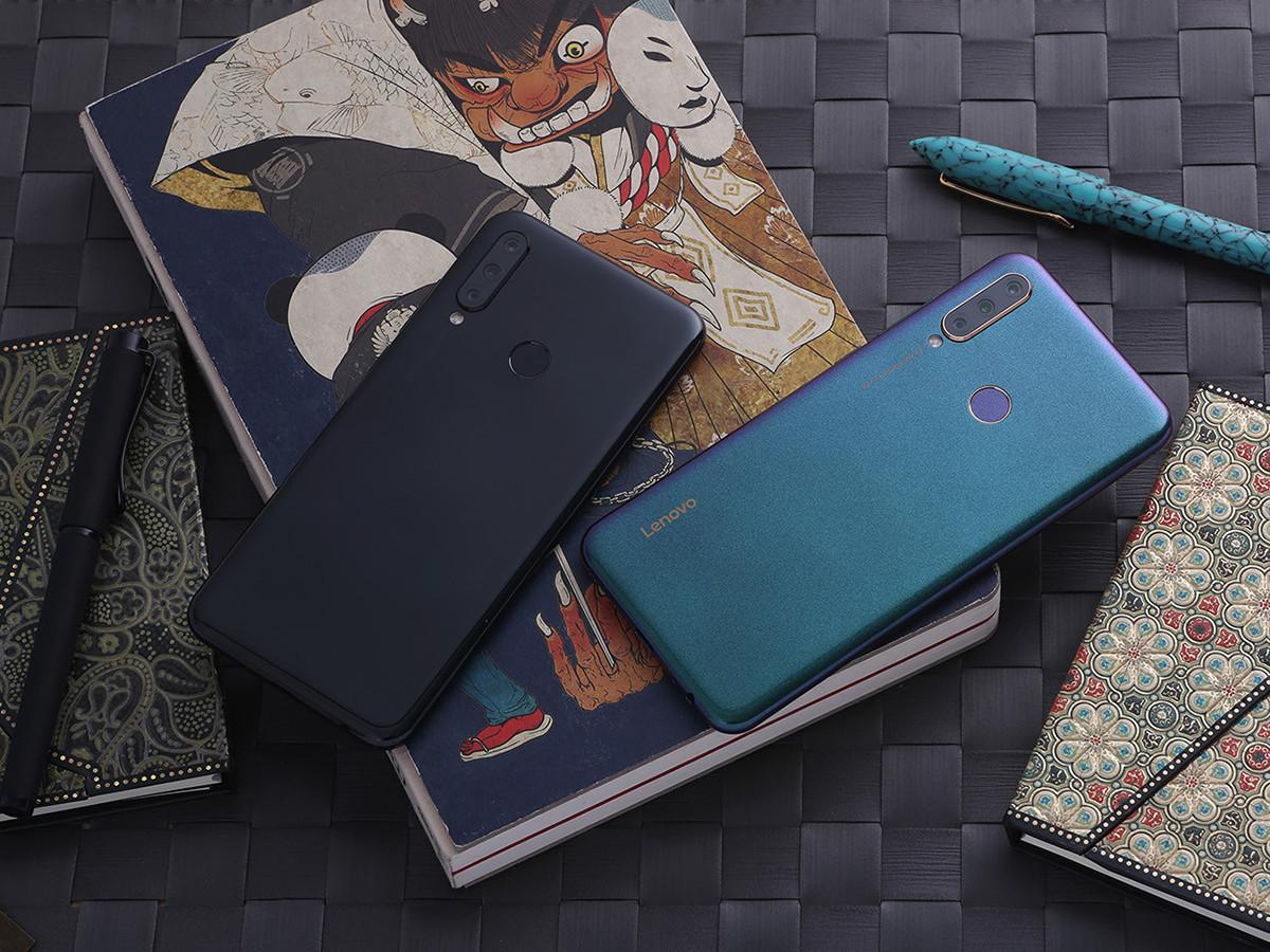 LenovoZ6青春版(4+64GB)整体外观第6张