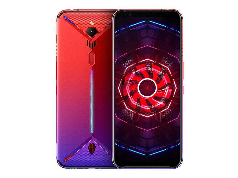努比亚红魔3电竞手机(12+256GB)产品本身外观第2张