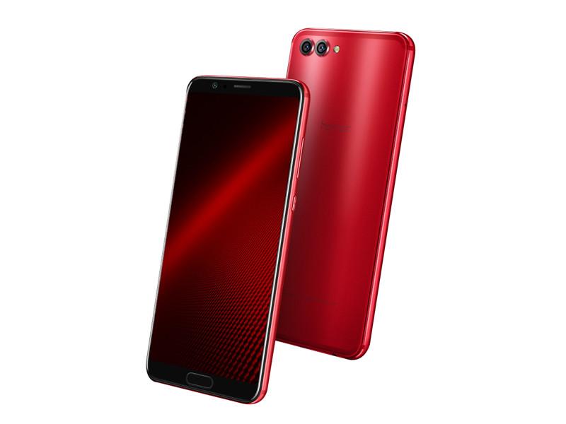 荣耀V10(6+128GB)产品本身外观第2张