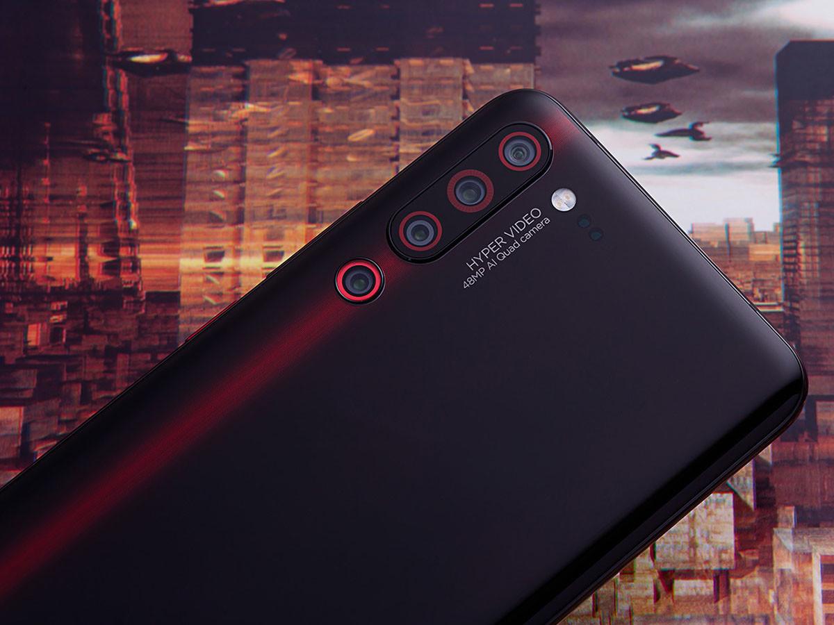 LenovoZ6Pro(6+128GB)机身细节第4张