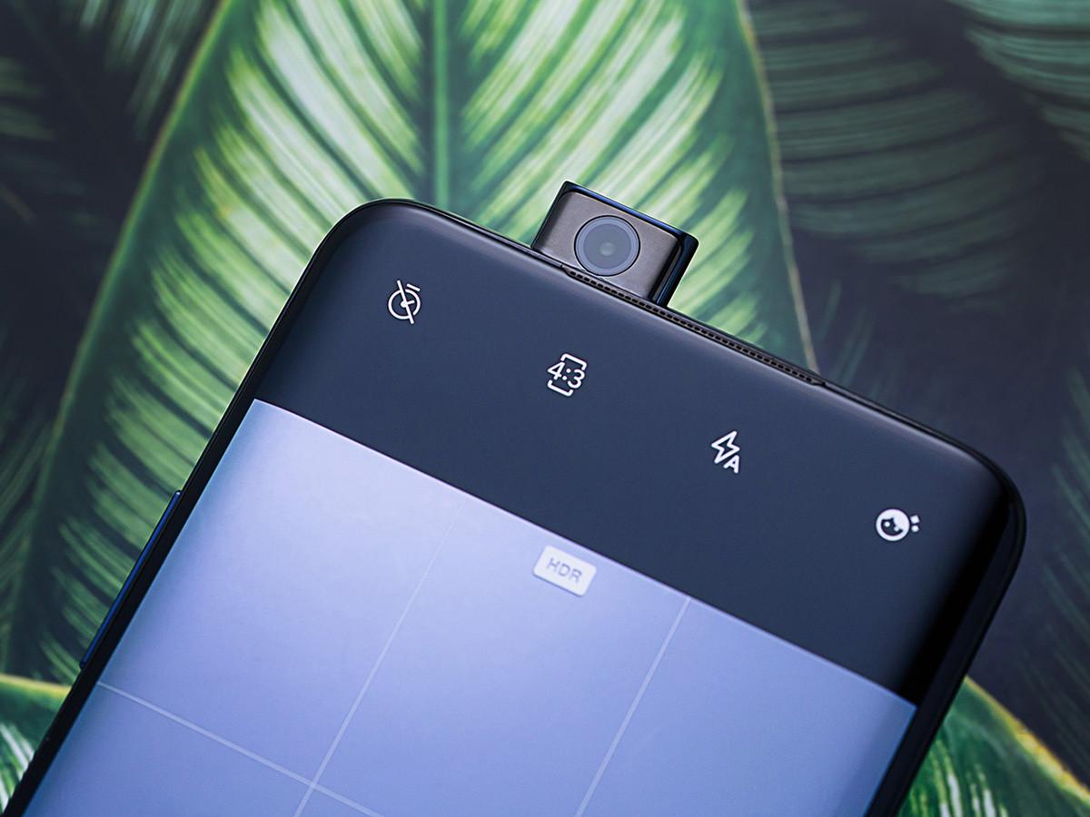 一加手机7Pro(12+256GB)机身细节第3张