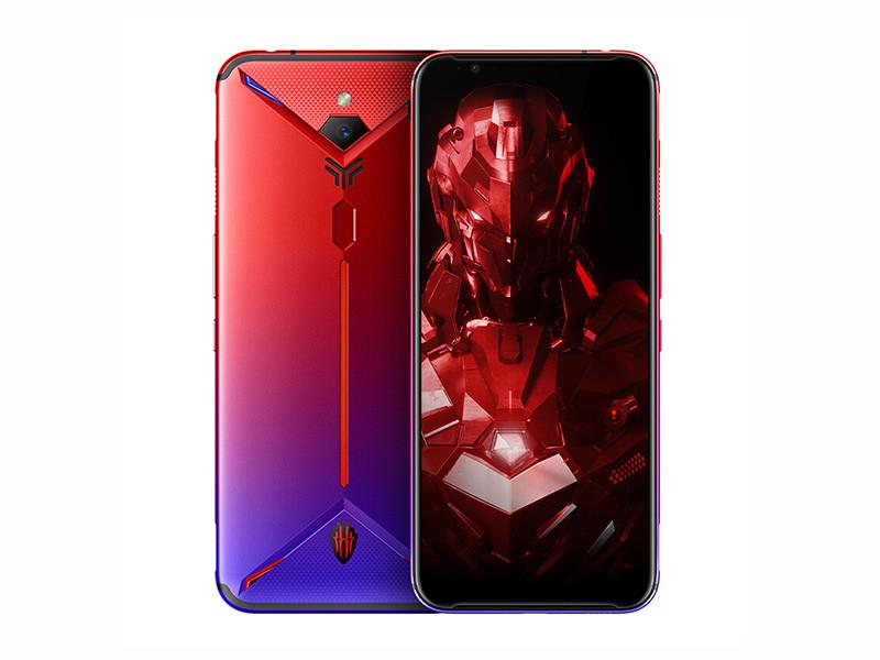 努比亚红魔3S(12+256GB)产品本身外观第2张