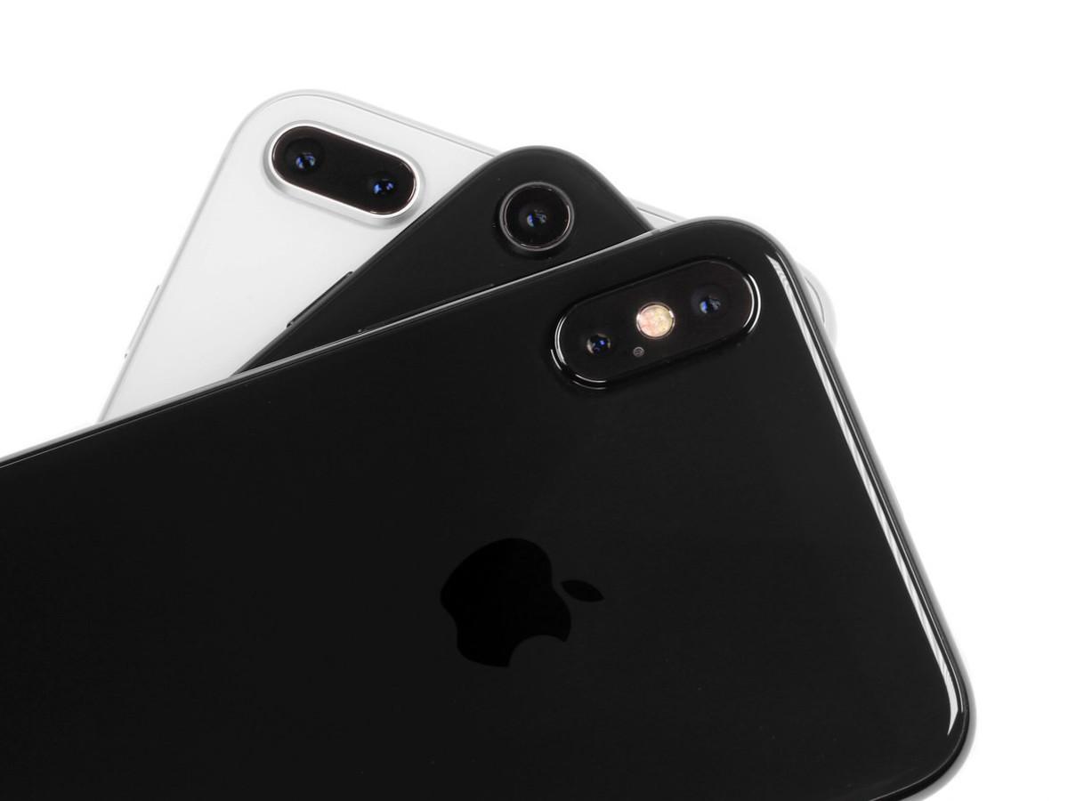 苹果iPhoneX(256GB)产品对比第2张