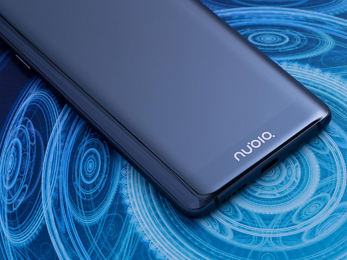 努比亚X(128GB)机身细节第5张