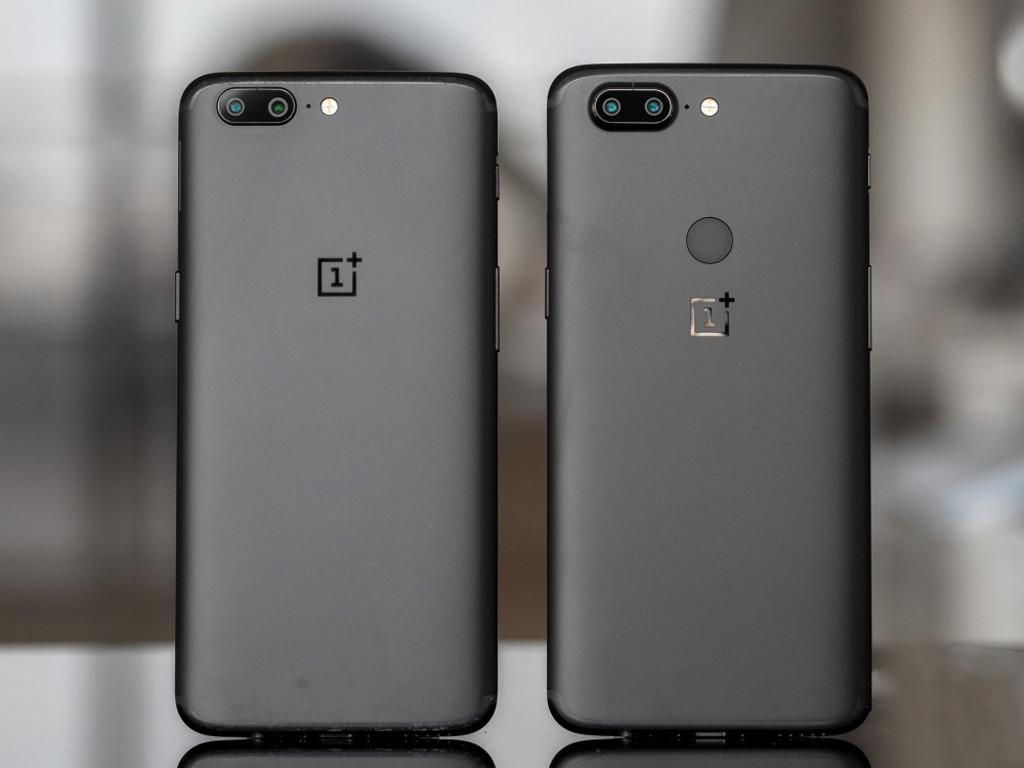 一加手机5T(64GB)产品对比第4张