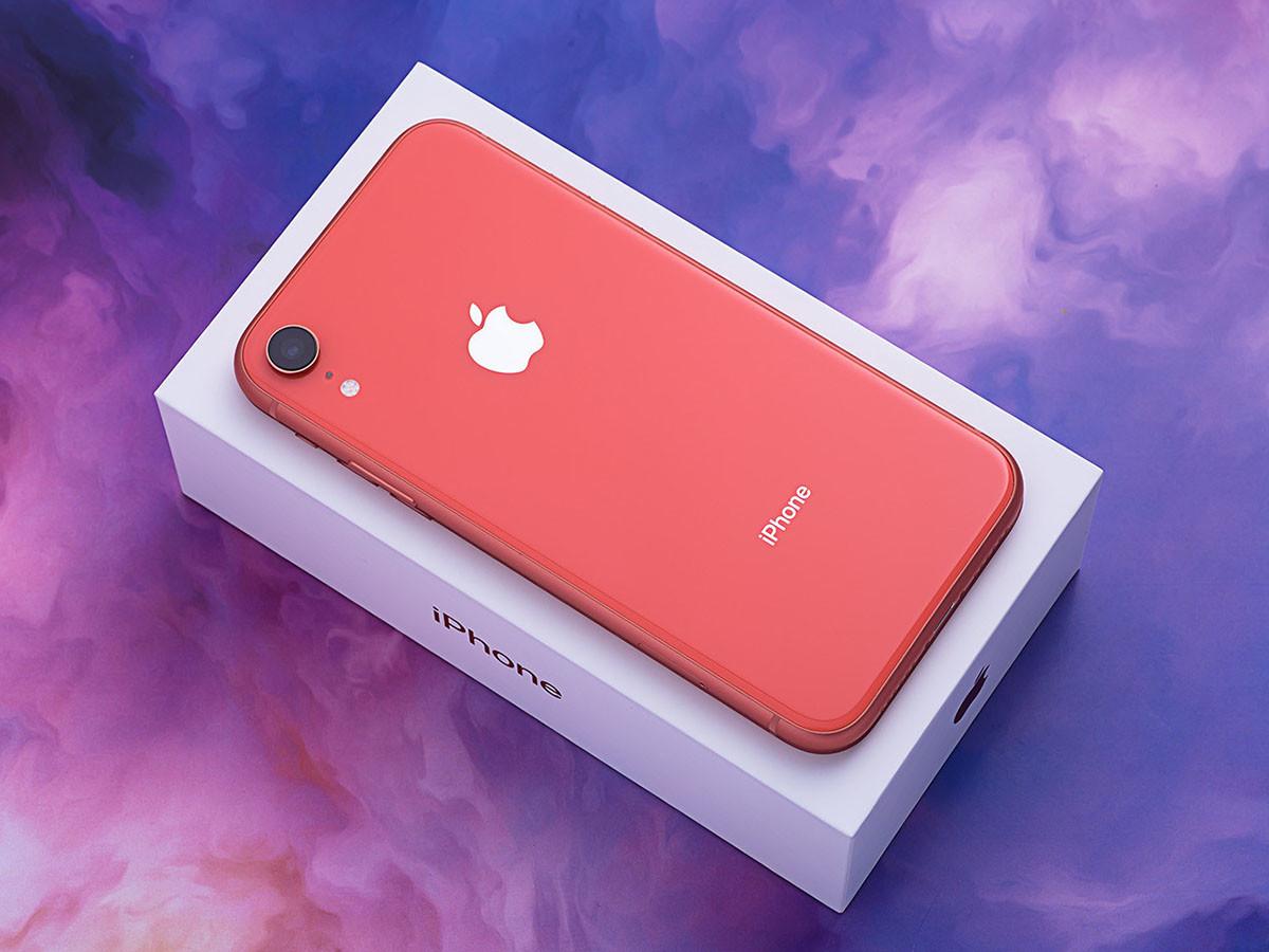 苹果iPhoneXR(256GB)整体外观第5张