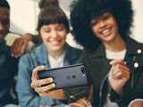 一加手机5T(64GB)时尚美图第7张图