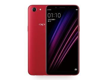 OPPO A1s红色