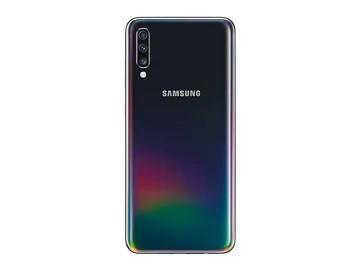 三星Galaxy A70(8+128GB)黑色
