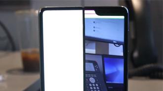 Galaxy Fold屏幕异常 元凶竟是一张膜